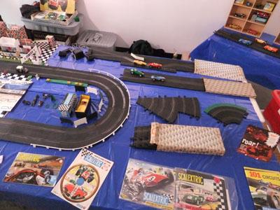 Solent Slot Car Club - Havant Industry Heritage Day
